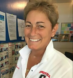 Andrea McMenamin: Swim Team Manager at Conestoga Swim Club
